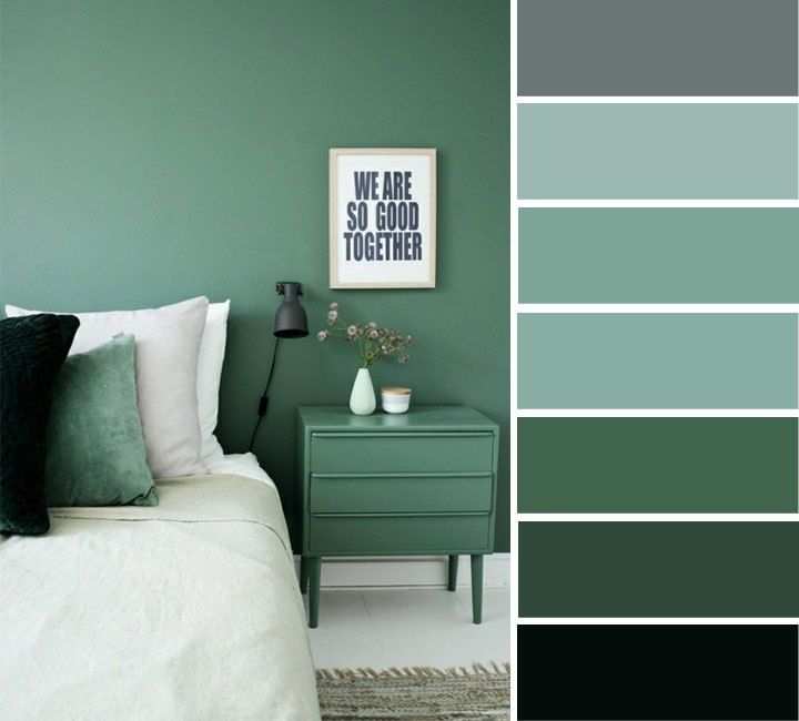 Bedroom: Paint Color Ideas For Bedroom In Green