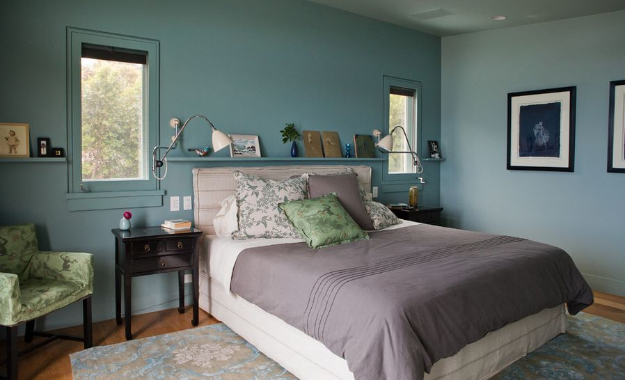 Inspiring Bedroom Color Ideas That Will Give Off An Elegant Aura