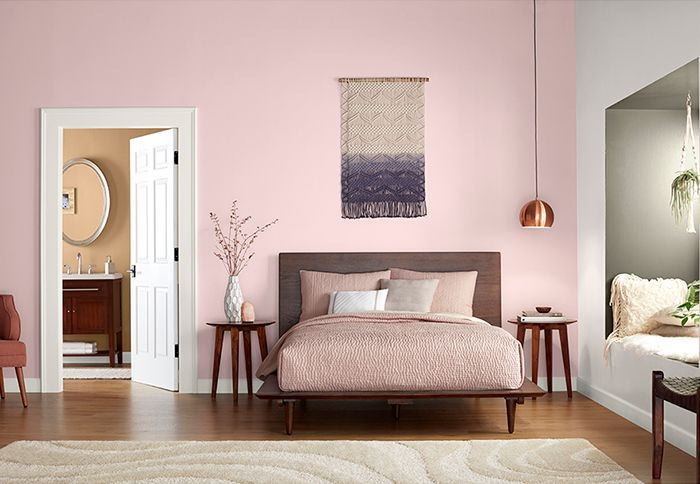 Bedroom Paint Color Ideas To Make Your Bedroom Give Out A Warm Ambiance
